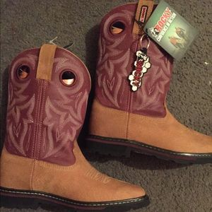 Rocky Western cowgirl boots